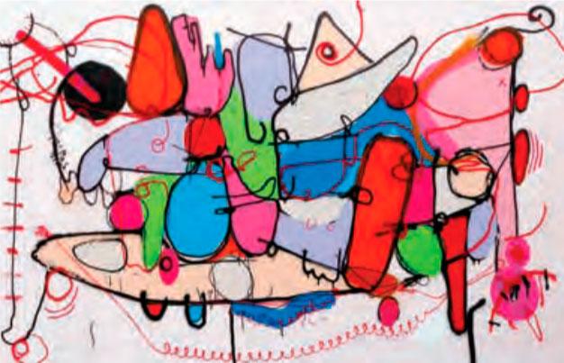 Obra do carioca Smael (Inox Galeria): exposição individual em Pari